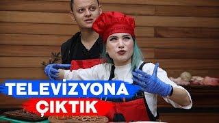 BURAK'LA TELEVİZYONA ÇIKTIK! | YARIŞMA