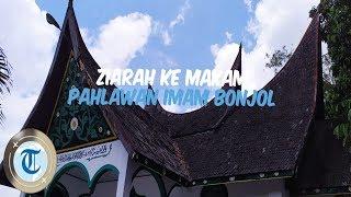 Ziarah ke Makam Pahlawan Nasional Tuanku Imam Bonjol di Sulawesi Utara