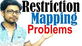Restriction Mapping Problems Tutorial