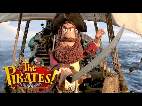 The Pirates! Band of Misfits ( Korsanlar! )