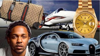 6 Expensive things owned by American rapper Kendrick Lamar