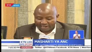 ANC yasema Osotsi amekosa kuiheshimu