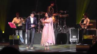 Shreya Ghoshal - Manwa Laage live in Holland 2015