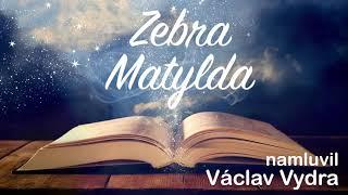 Zebra Matylda - namluvil Václav Vydra
