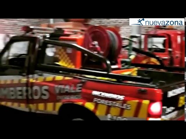 Bomberos Voluntarios adquieren otro vehículo