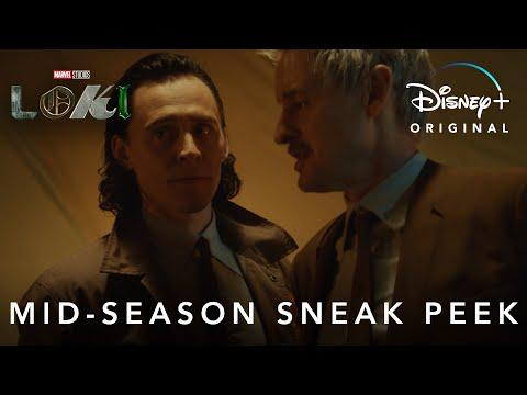 Mid-Season Sneak Peek   Marvel Studios' Loki   Disney+