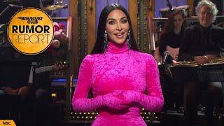 Kim Kardashian West Roasts O.J. Simpson, Caitlyn & Kanye In SNL Monologue