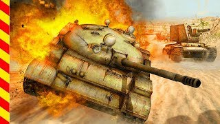 Мультики про танки - Вторая Мировая война. Битва стальных монстров - мультик игра