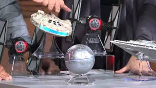 Star Wars iHome Vehicle Bluetooth Speaker with Jacque Gonzales