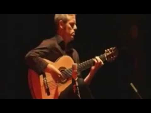 Glenn Plays Flamenco Guitar Video