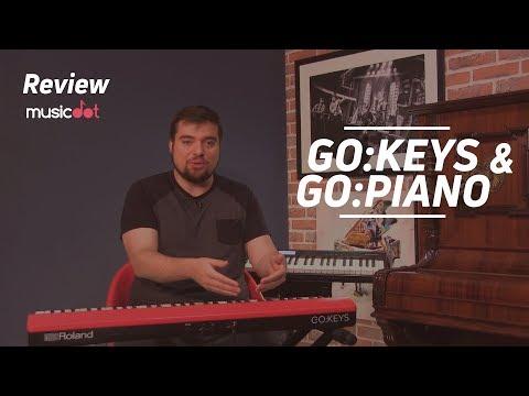 Review | Roland GO Keys / GO Piano