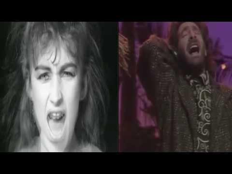 Godley and Creme - Cry (Dual Video)