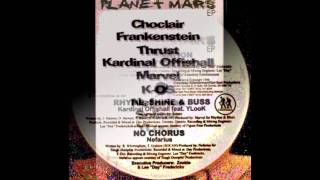 SOLITAIR,MARVEL,CHOCLAIR-CONVERSATION(PLANET MARS E.P)