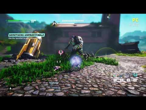 Gameplay Footage (PC) de Biomutant