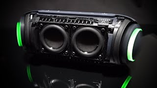 LG XBOOM Go PL7 Bass Test !!!
