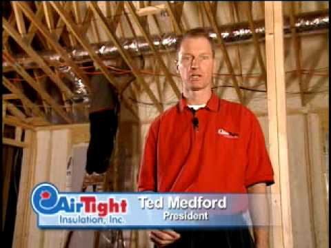 Reasons why unvented attics insulated with spray foam insulation are much more energy efficient.
