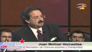 Debate entre Molinar Horcasitas y Noroña   #JusticiasABC