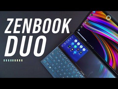 Can dual screen laptops multitask better? ASUS ZenBook Duo Review