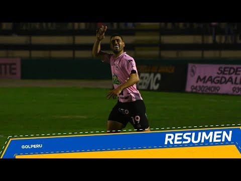 Resumen: Sport Boys vs. UTC (4-0)