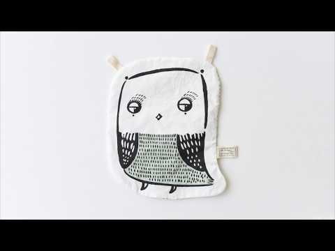 Wee gallery Crinkle Toy - Panda