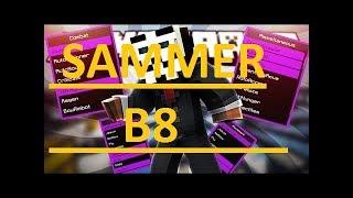 ЛУЧШИЙ ЧИТ НА МАЙНКРАФТ 1.8 SAMMER B8