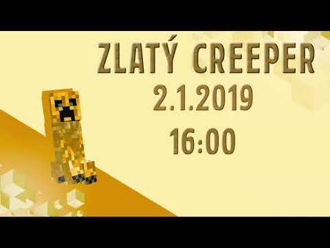 MFD - Zlatý Creeper | Pozvánka na stream udílení cen | CZ/SK
