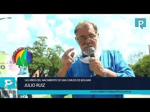 Julio Ruiz habla sobre la Fundación de Bolívar