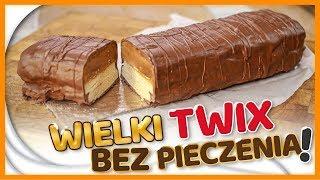 ???? Domowe ciasto TWIX bez pieczenia - tylko 3 składniki! - SZYBKIE CIASTO