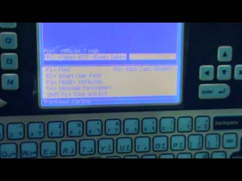 Videojet Inkjet Batch Coding CIJ Printer - Used / Refurbished