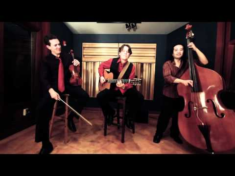 Tchavolo Swing - Latcho Drom;  International String Trio