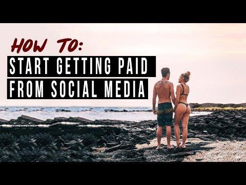 How To Start Making Money From Social Media.