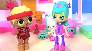 # Лол LoL Surprise Спортивные танцы и Сюрпризы ЛОЛ #Видео для детей! Мультик с игрушками!