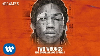 Meek Mill - Two Wrongs feat. Guordan Banks & Pusha T [Official Audio]