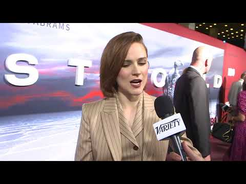Evan Rachel Wood explains the maze