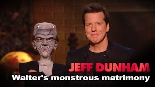 """Walter's Monstrous Matrimony"" 