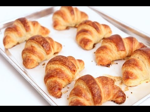 How to Make Croissants Recipe – Laura Vitale – Laura in the Kitchen Episode 727
