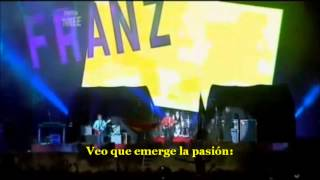 Franz Ferdinand- I´m Your Villain (Sub. Esp) [HD]
