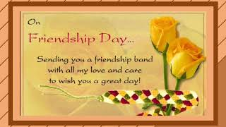 Happy Friendship Day Status।friendship Day Quotes, Wishes।Best Friend Forever।friendship Special