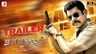 Intense. Power-packed. Promising. Just as in the life of the Herculean cop , Aarusaamy! Here is presenting an exclusive trailer of #SaamySquare , the much –awaited sequel  to the 2003 blockbuster Saamy directed by #Hari. Starring #ChiyaanVikram , produced by Shibu Thameens, Saamy Square has music by rock star #DSP!   Watch the official Tamil trailer here!  Cast - Chiyaan Vikram, Keerthy Suresh, Bobby Simha, Soori, Prabhu, John Vijay, Ishwarya & Others  Written & Directed by Hari Producer - Shibu Thameens Music Composer - Devi Sri Prasad Cinematographer - Venkatesh Anguraj Art Director - P Shanmugan DFA, PV Balaji Editor - V. T. Vijayan, T.S. Jay Banner - Thameens Films Music Label - Sony Music Entertainment India Pvt. Ltd.  © 2018 Sony Music Entertainment India Pvt. Ltd.  Subscribe: Vevo - http://www.youtube.com/user/sonymusicsouthvevo?sub_confirmation=1 Like us: Facebook: https://www.facebook.com/SonyMusicSouth Follow us: Twitter: https://twitter.com/SonyMusicSouth G+: https://plus.google.com/+SonyMusicIndia
