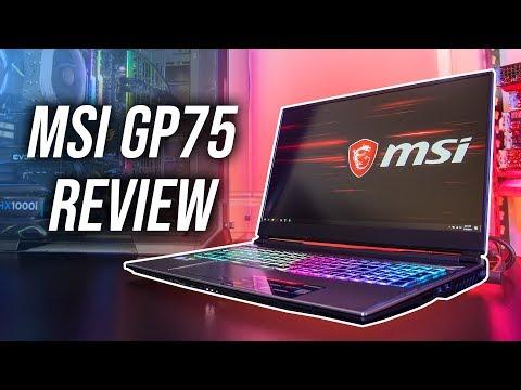 External Review Video GguKGa_n23E for MSI GP75 Leopard / GL75 Leopard Gaming Laptop