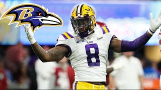 Patrick Queen LSU Highlights 🔥| Welcome To The Baltimore Ravens | STUD LINEBACKER |