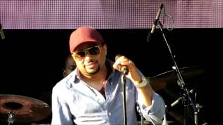 Smokie Norful: 'No Greater Love' - SummerStage Central Park New York, NY 8/9/14