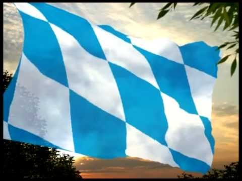 Bavaria* (Germany) / Baviera* (Alemania) (Flag / Bandera)