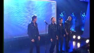 Boyzone interview on the late late show + Gave It All Away 12-03-10 Part 3/3