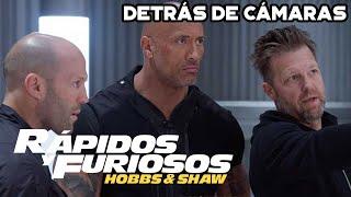 Así fue como se hizo 'Rápidos y Furiosos: Hobbs & Shaw'
