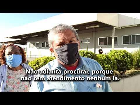 TERCEIRIZAÇÃO FAZ MAL À SAÚDE | Conselheiros e usuários do Hospital Campo Limpo são contra