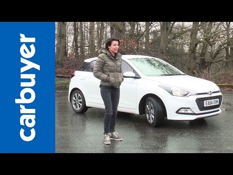 Hyundai i20 hatchback review - Carbuyer