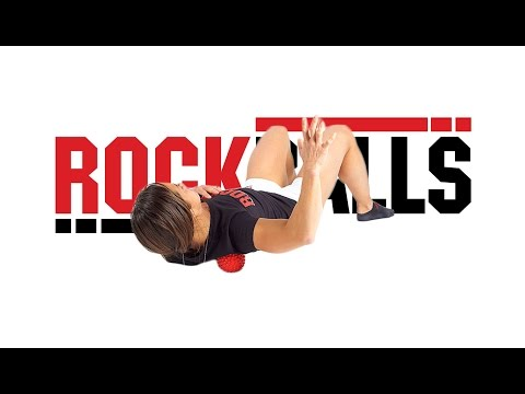 RockBalls - Upper Back (T-Spine) (Prone)