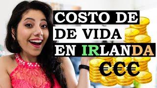 COSTO DE VIDA EN IRLANDA, DUBLIN!💸| RENTA, INTERNET Y MÁS! ITZI UNA MEXICANA EN IRLANDA TE CUENTA!