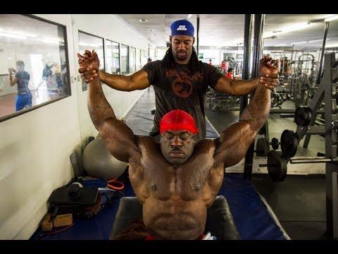 Pour la croissance rapide des muscles du supplément